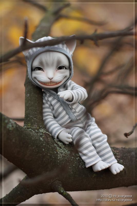 Katze on the walk - 04 by scargeear