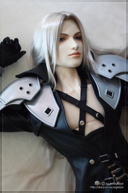 Sephiroth 09 by scargeear