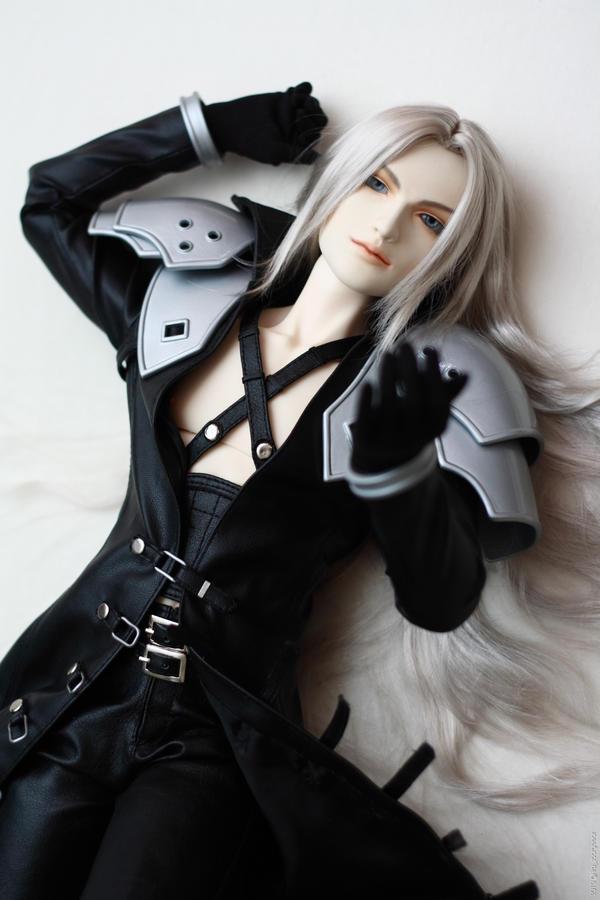 Sephiroth 11 by scargeear