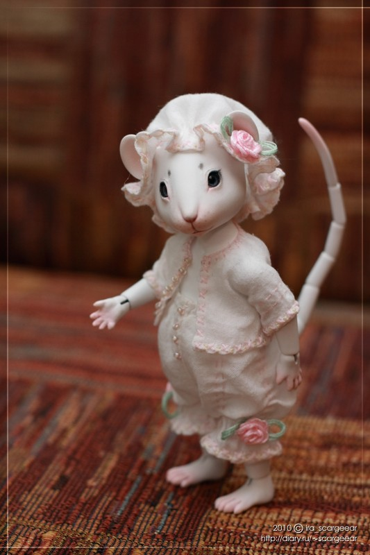 Manuna Mouse - ready 03 by scargeear