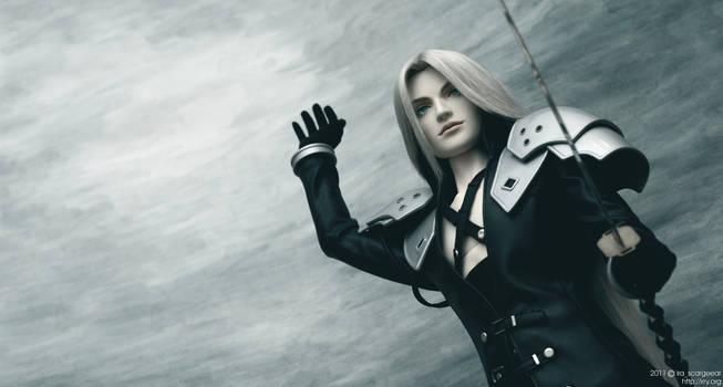 Sephiroth: The final battle 01