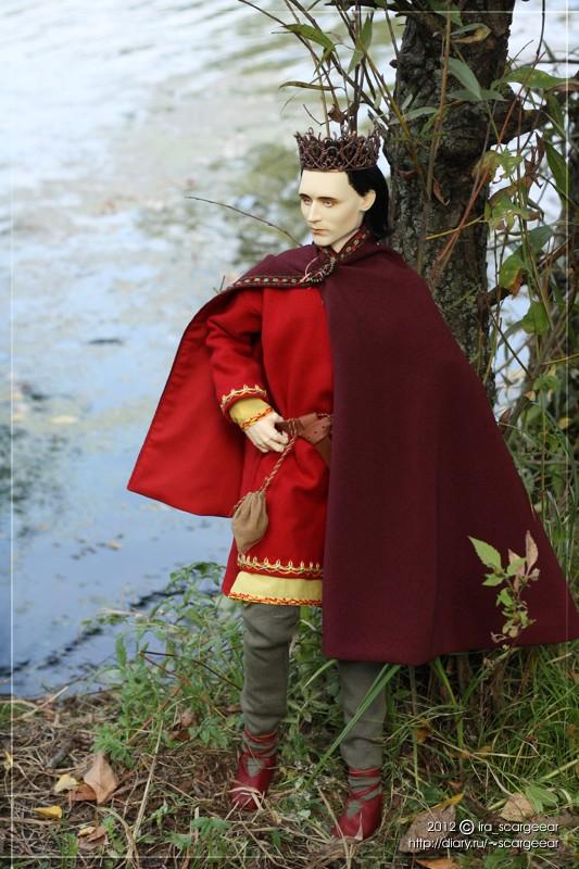 Loki the Norse God - 04 by scargeear