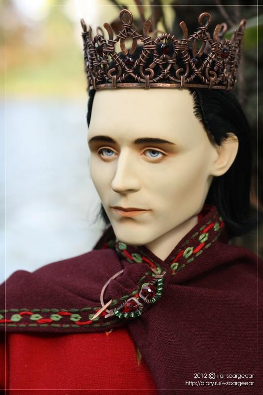 Loki the Norse God - 05 by scargeear