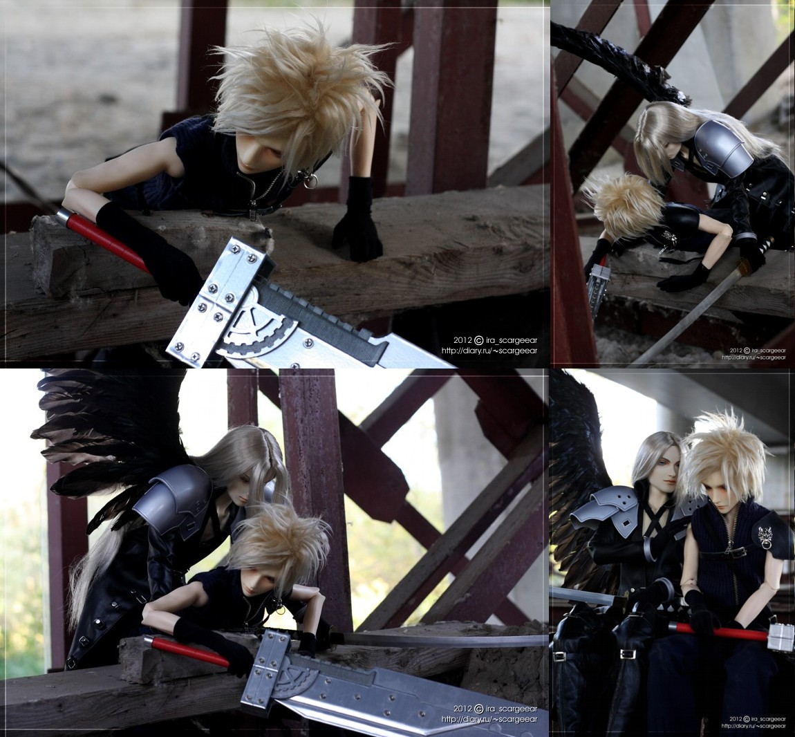 FFVII: Final Battle - 05 by scargeear