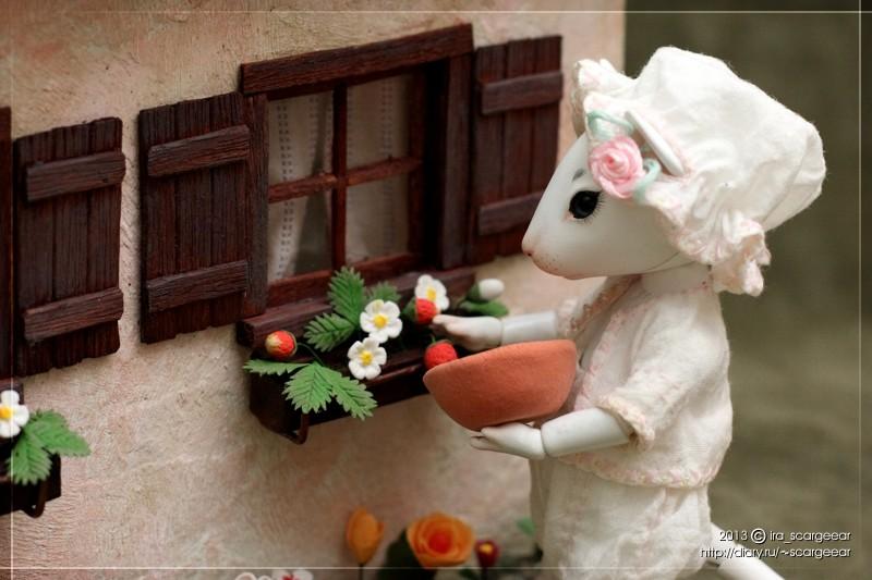 A tiny house for Manuna Mouse - 06 by scargeear
