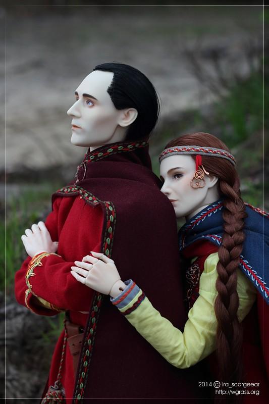 Loki and Natalie 03 by scargeear