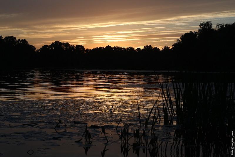 Sunset by scargeear