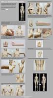 DIM Love body mods tutorial by scargeear
