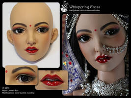 Limhwa Eva faceup by scargeear