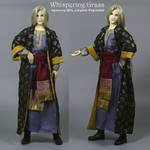 Commission outfit for BJD in Arabian style