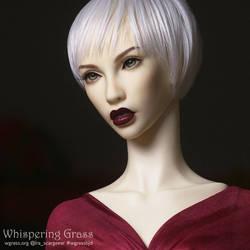 Dollshe Erica faceup commission
