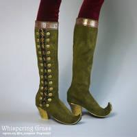 Loki Tzar boots by scargeear