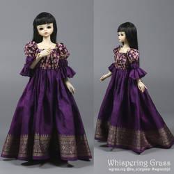 Violet 1/4 BJD Outfit for MSD