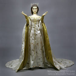 Brothers Grimm Witch Wedding Dress