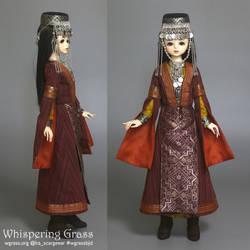 Armenian National Costume set