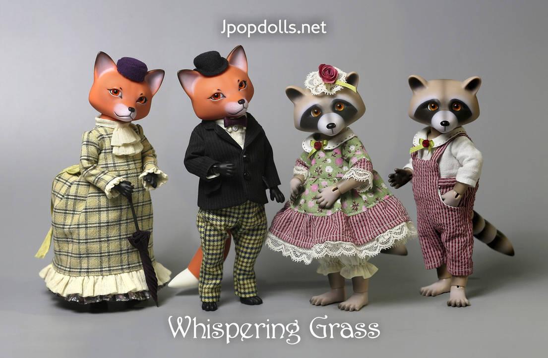 Khitrula Fox and Raccoon Smuzhka