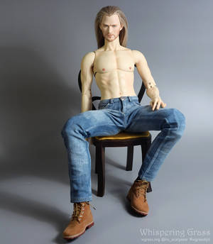 Jeans for Soom Idealian 72 BJD male doll