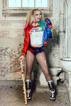 Harley Quinn by schia025