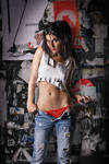 Bad Girl by schia025
