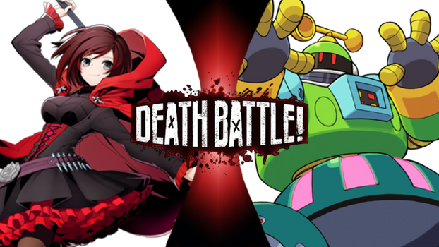 Ruby vs Astro Man