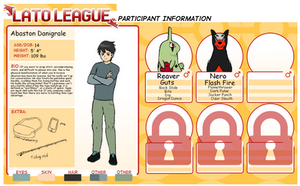 Lato league Participant: Abaston Danigrale