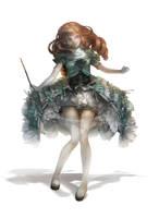Character- Lily by MARYMARU