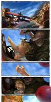 The Wind by MARYMARU