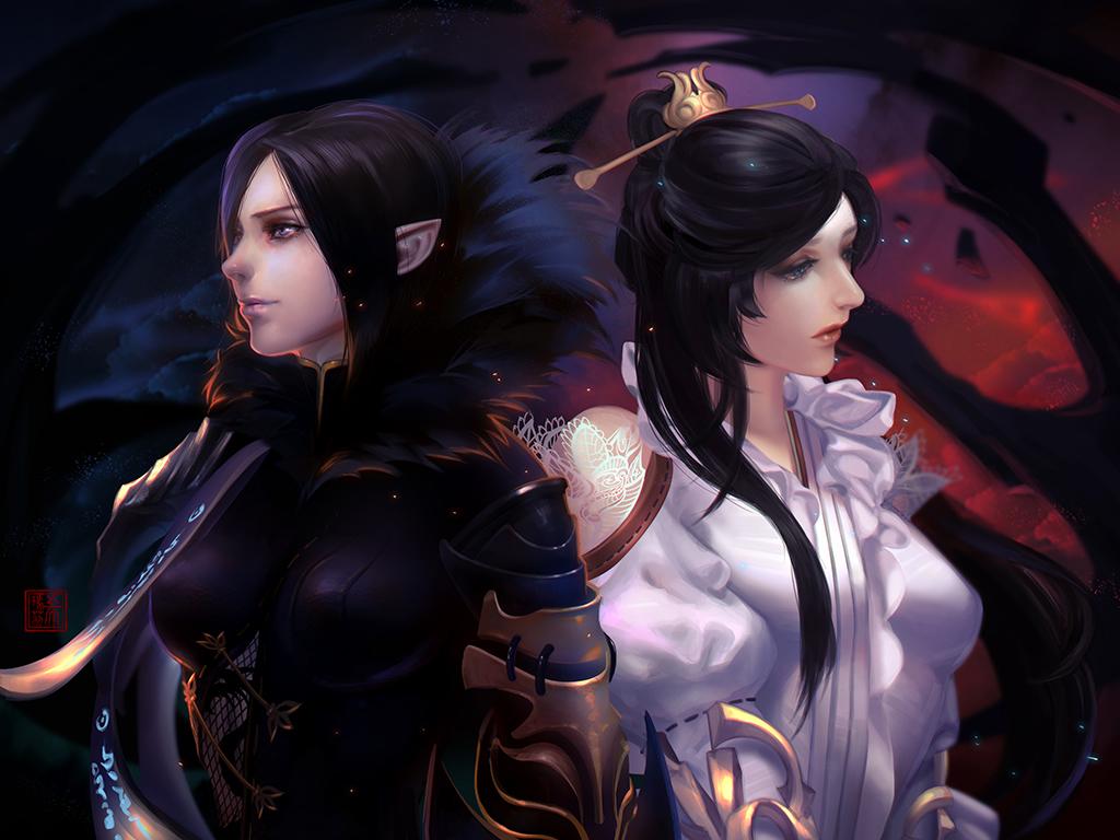 Blade and Soul by MARYMARU
