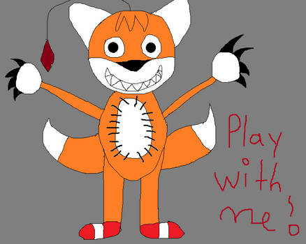 My Version For Tails Doll