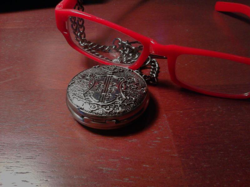 Kuroshitsuji - Love of Glasses and Watches by StarSubeki