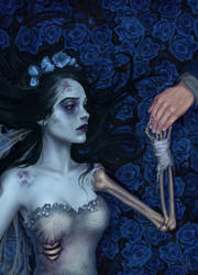 Corpse bride by nastya-orekhova