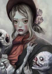 The Doll by nastya-orekhova