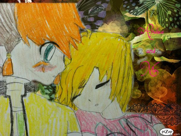 Beyblade Nile Love Story beyblade nile and analea byBeyblade Nile Love Story
