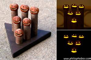 halloween hazelnuts by Philophobos
