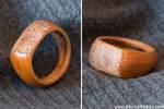 hazelnut ring I