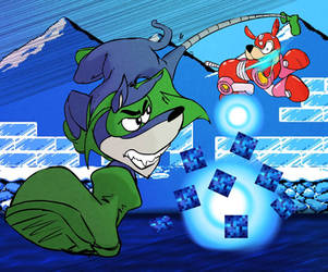 Dyno Rush by ScoobyKun