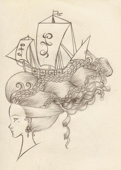 Marie Antoinette by hannahcardoso