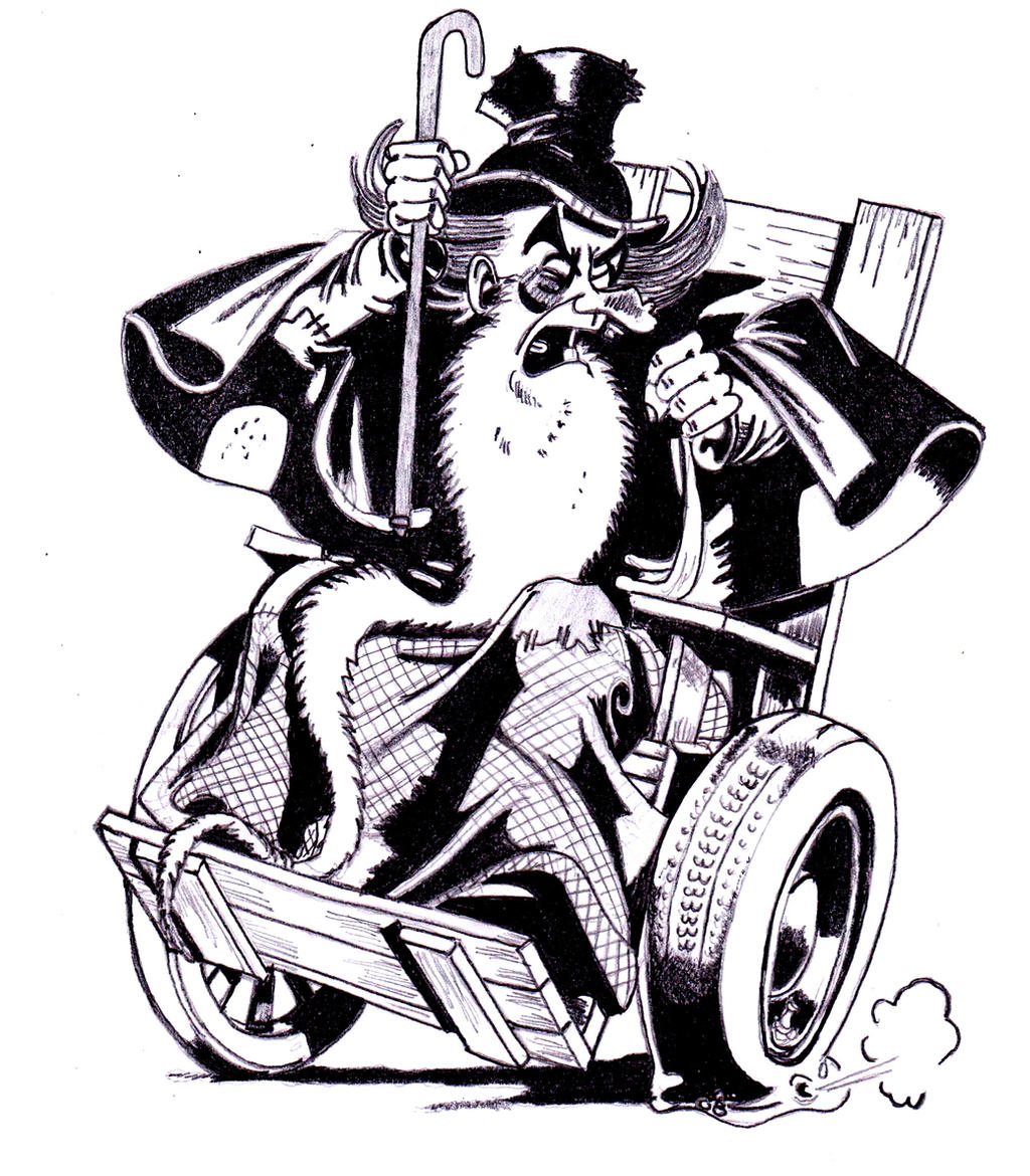 alan ford characters