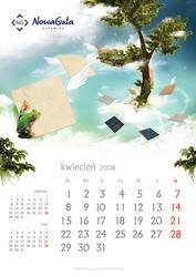 Calendar Nowa Gala by mOsk