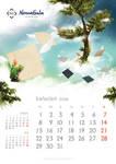 Calendar Nowa Gala