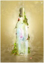 Magic Bottle by mOsk