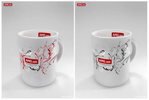 Mug for AMG.net