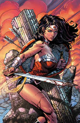 Wonder Woman 36 COVER FULL COLOR!