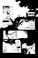 Deadshot issue 6 page 7  Suicide Squad Most Wanted by Blasterkid