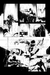 Deadshot issue 6 page 11 by Blasterkid