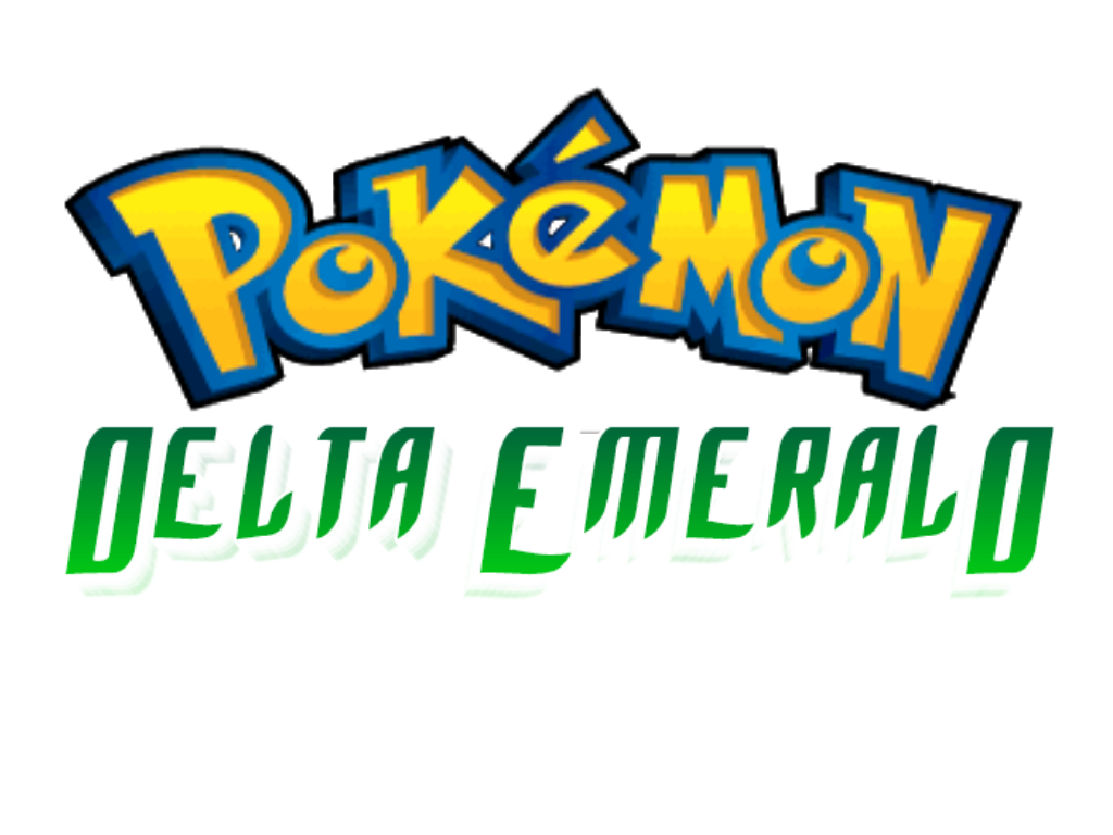 Pokemon Delta Emerald Custom Logo 2 by PhoenixOfLight92 on ...