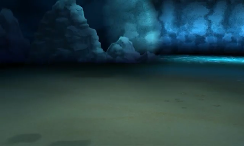 Or As Battle Background 11 Seafloor Cavern By