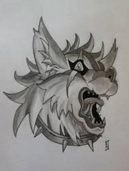 Ghostrick Warwolf
