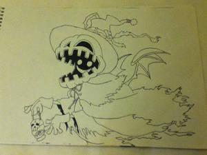 Ghostrick lantern (W.I.P)