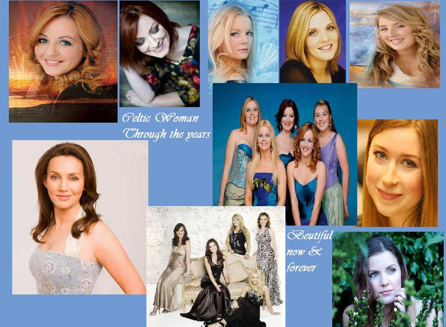 Celtic Woman, Past and Present by GMD-girl93
